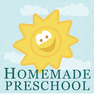 homemade preschool the fun simple and interactive way