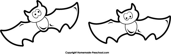 Halloween Clipart Bat
