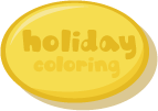 holiday coloring