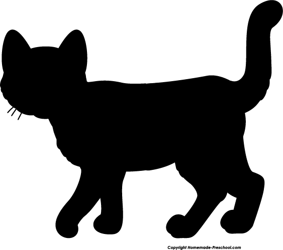 home free clipart silhouette clipart silhouette cat