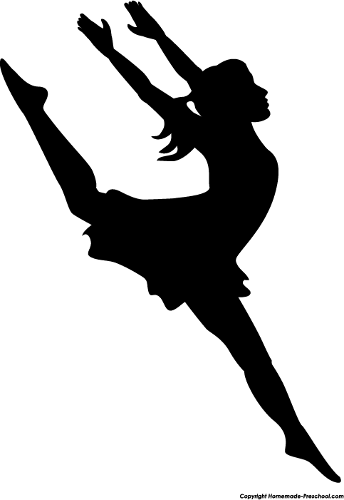 dancer clipart images - photo #26
