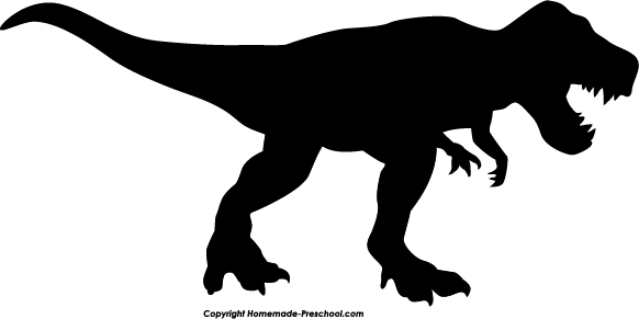 tyrannosaurus rex silhouette clipart rh worldartsme com free silhouette clip art download silhouette free clipart