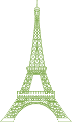 Eiffel Tower Clipart