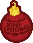 Merry Christmas clipart