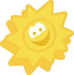 preschool sun