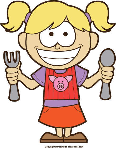 home free clipart bbq clipart hungry bbq girl