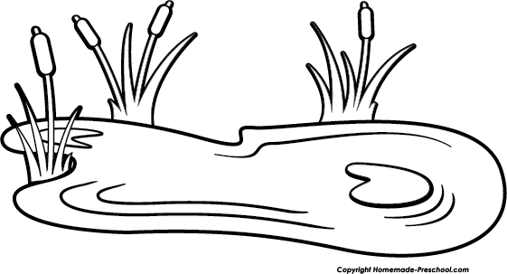 Free Coloring Pages Of Fish In A Pond Pond Coloring Page
