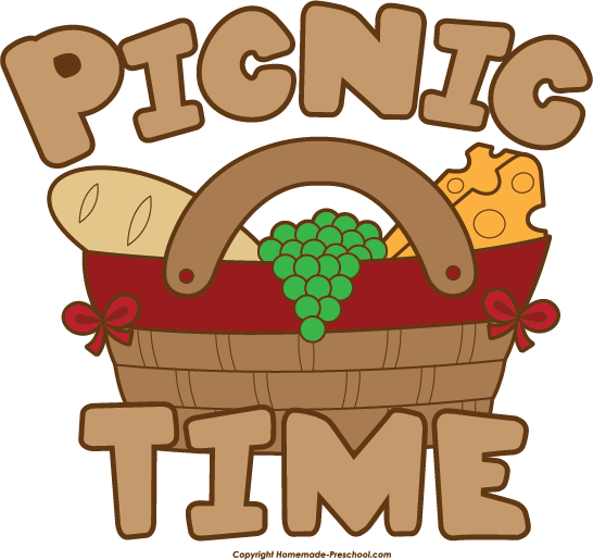 family picnic clipart - photo #50