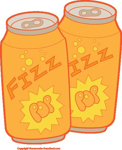 Soda Pop Clipart Soda Pop Cans