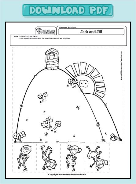 jack and jill kindergarten
