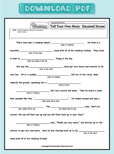 Printables Create Your Own Worksheet build your own house worksheet design home language story halloween pdf png make tiny house