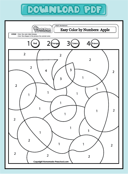 Math Worksheets supermarket math worksheets : Watch more like Apple Math Sheets