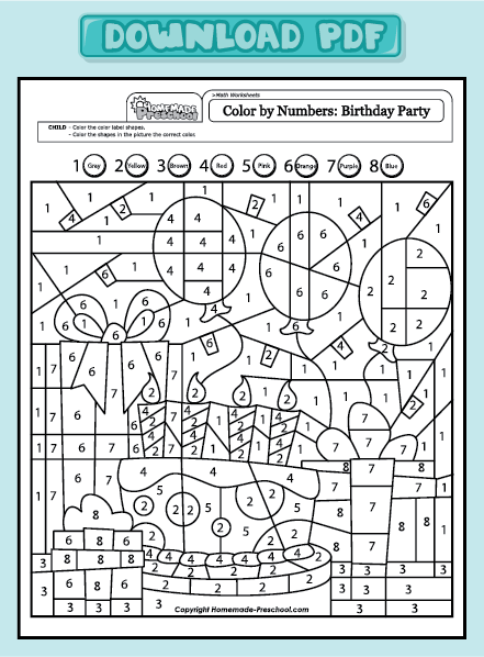 math worksheet : 1000 images about color by number on pinterest  color by numbers  : Math Color By Number Worksheets
