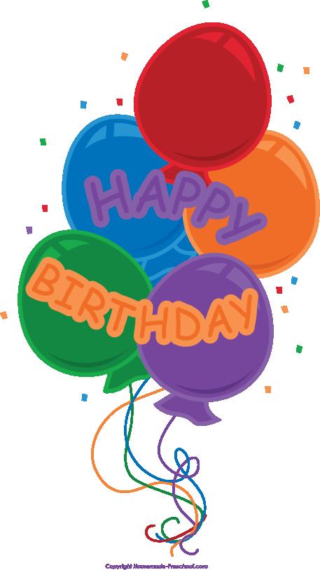 happy birthday song clipart - photo #9