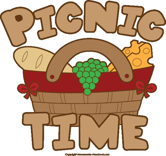 free picnic clipart rh homemade preschool com free clipart picnic ants picnic table free clipart