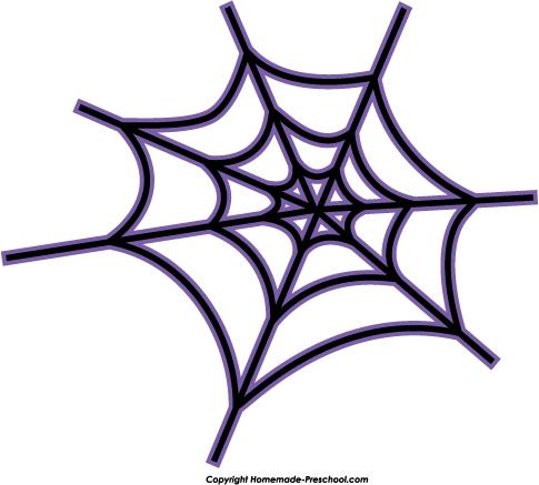 Spider webs clipart - photo#20