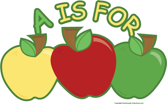 free apple clipart rh homemade preschool com free clipart apple and pear free clipart apple chutney