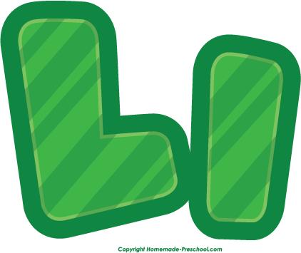 free alphabet clipart rh homemade preschool com free single alphabet letters clip art free clip art abc letters