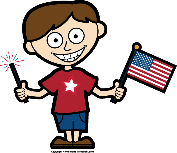 free american flags clipart rh homemade preschool com american flag free clip art borders american flag free clip art borders