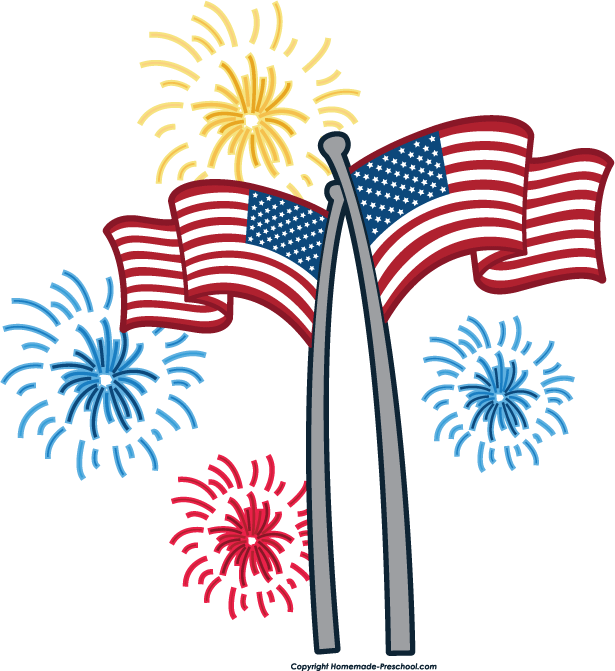 Clip Art July 4th Clipart free july 4th clipart