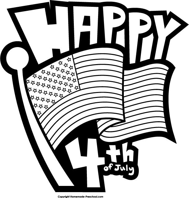 July 4th Clip Art Free Downloads