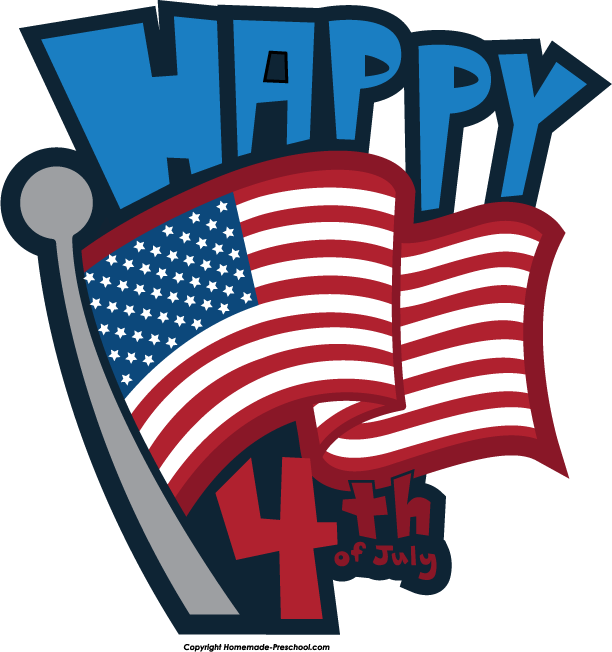 Clip Art July 4th Clipart free july 4th clipart click to save image