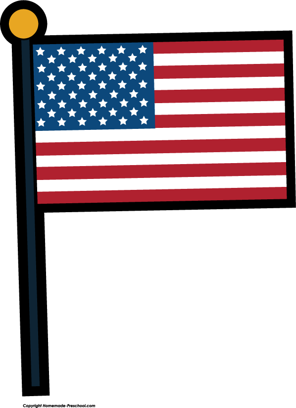 Clip Art Clip Art American Flag free american flags clipart click to save image
