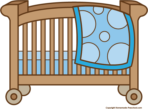 clipart baby cradle - photo #31