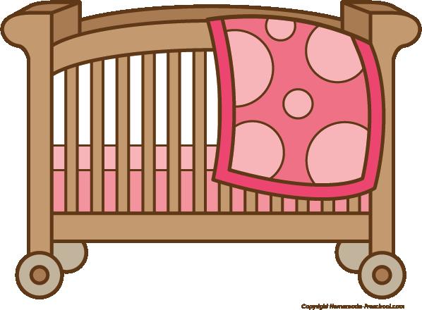 clipart baby cradle - photo #16