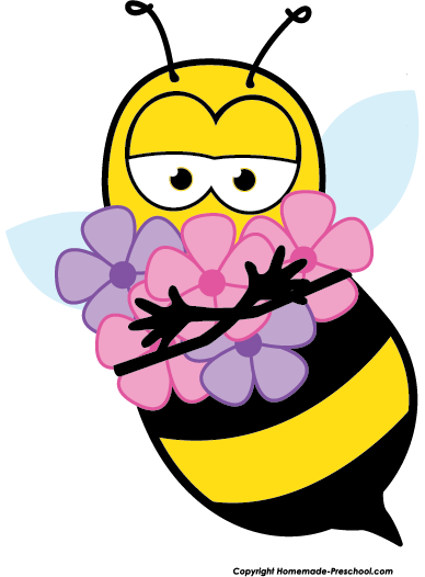 free bee clipart rh homemade preschool com free clipart beehive free clipart beer bottle