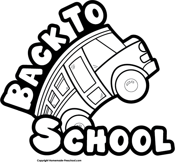 Free Back To School Clipart