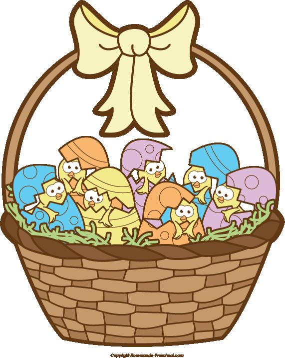 Clip Art Easter Basket Clip Art free easter basket clipart click to save image