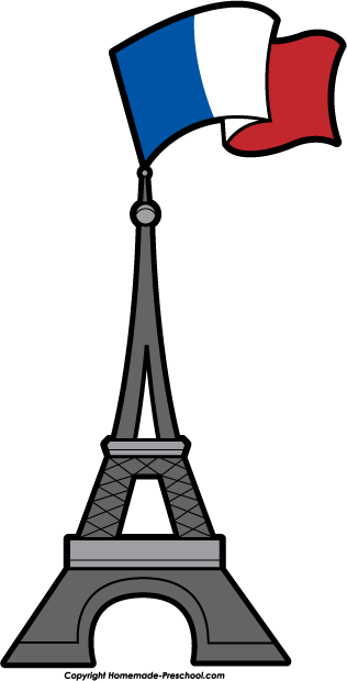 eiffel tower clipart rh homemade preschool com Eiffel Tower Silhouette eiffel tower clip art black and white