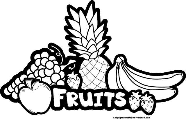 Free Food Groups Clipart