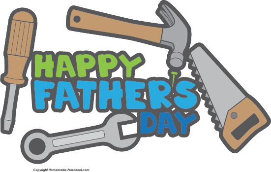 Fathers Day Clipart - Synkee