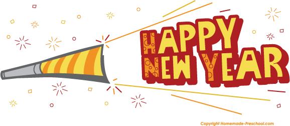 fun new year clipart rh homemade preschool com free new years clipart free happy new year clipart