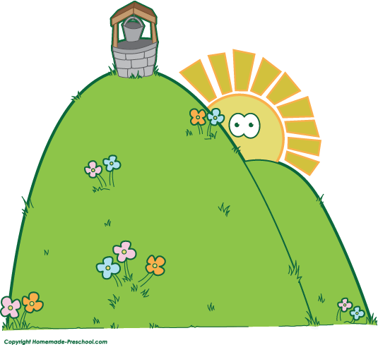 free nursery rhymes clipart