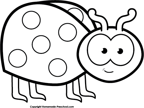 Ll is for Ladybug coloring page  Letter Ll  Pinterest
