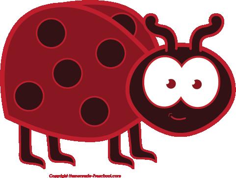 free ladybug clipart rh homemade preschool com ladybug background clipart free ladybug clip art free download