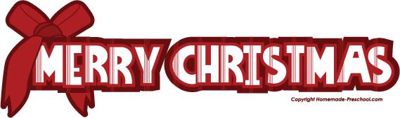 Merry Christmas Clip Art.Free Merry Christmas Clipart