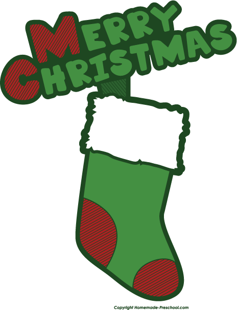 click to save image - Merry Christmas Free Clip Art