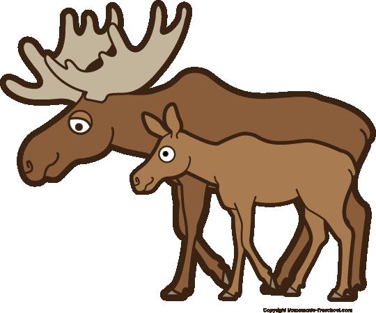 free moose clipart rh homemade preschool com mouse clipart images moose clipart black and white