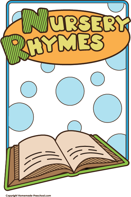 clipart pictures of nursery rhymes - photo #36