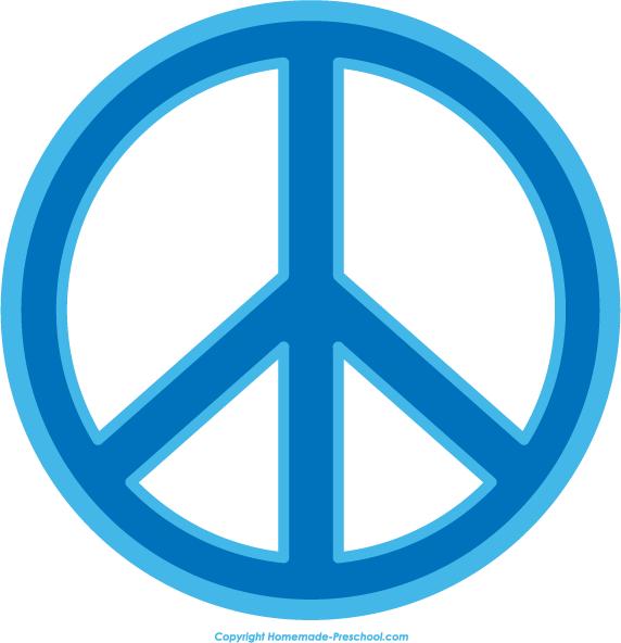 free peace sign clipart rh homemade preschool com peace sign clip art hand 70's peace sign clip art