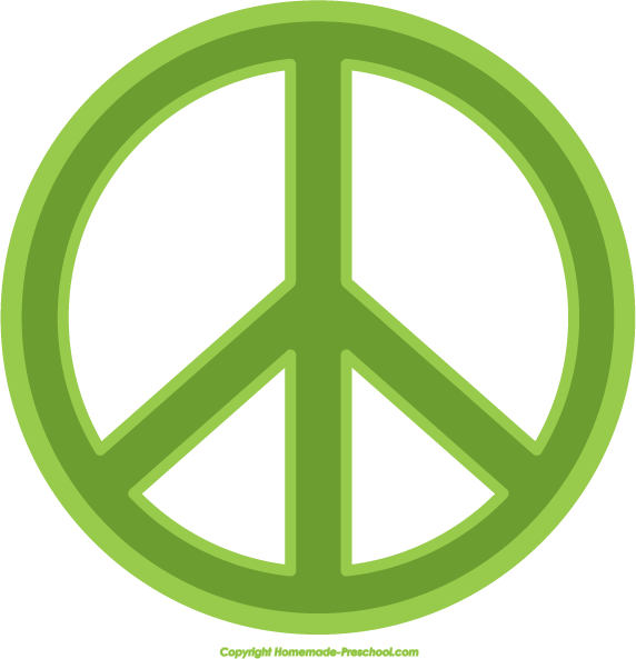 free peace sign clipart rh homemade preschool com finger peace sign clip art peace sign clip art images