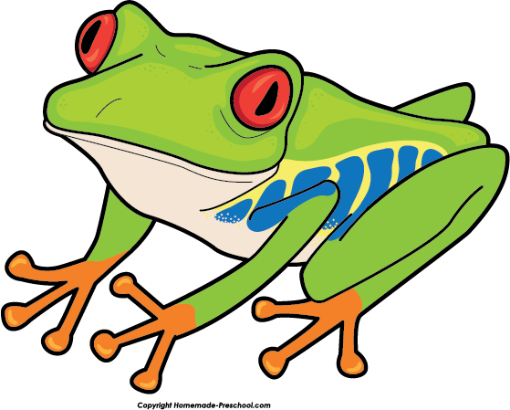 Clip Art Clip Art Frog free frog clipart click to save image
