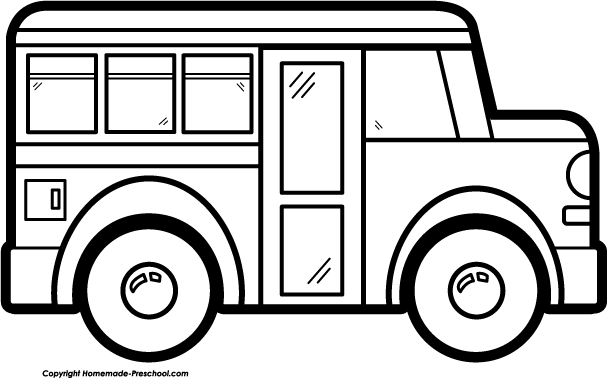 free school bus clipart rh homemade preschool com Speeding School Bus Clip Art School Bus Clip Art Moving