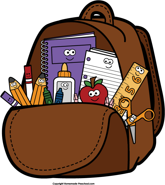 clipart rucksack - photo #16