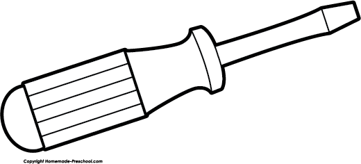 black and white screwdriver pictures to pin on pinterest