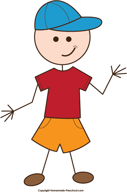 Clip Art Stick People Clipart free stick people clipart click to save image